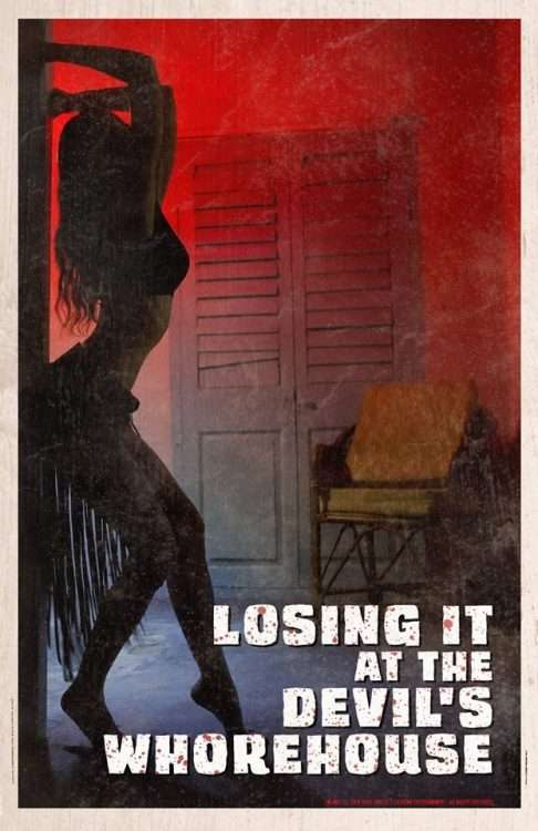 Losing It At The Devil's Whorehouse Poster