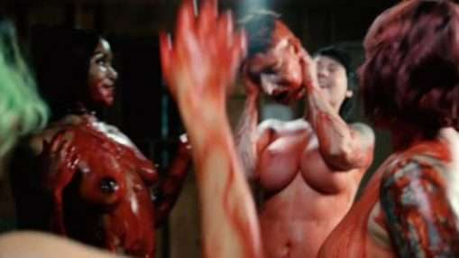 NAKED CANNIBAL CAMPERS 4