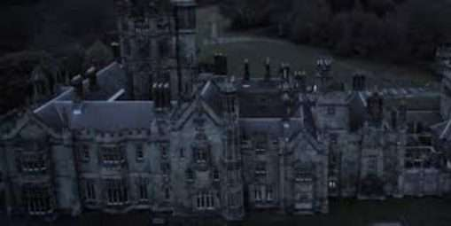 The Haunting of Margam Castle 1
