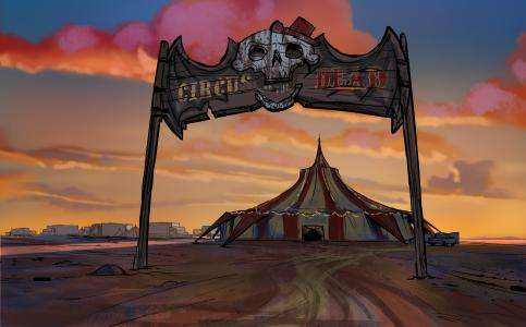 A Creepshow Animated Special Circus of the Dead