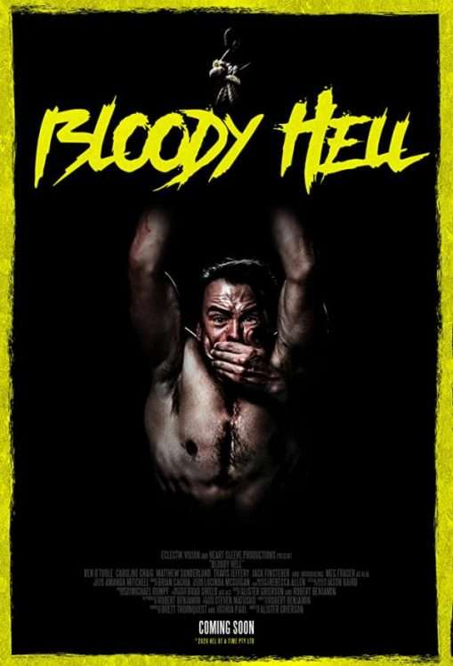 Bloody Hell Poster