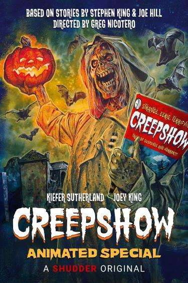 Creepshow Animated Special Poster