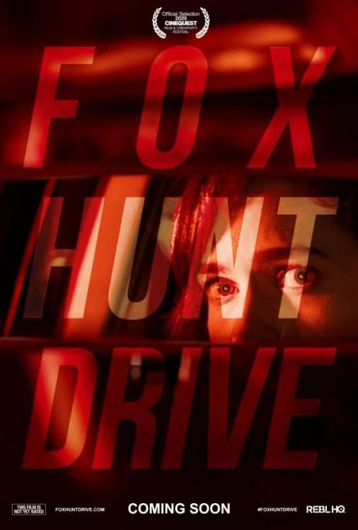 Fox Hunt Drive Movie Poster