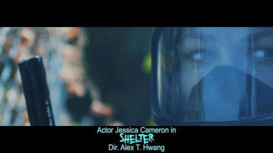 Jessica Cameron in Shelter