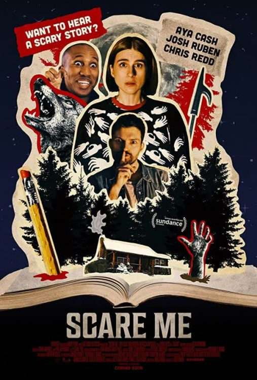 Scare Me Poster 1