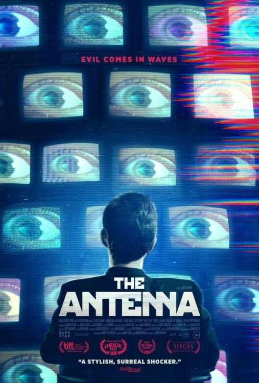 The Antenna Poster 1