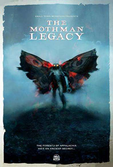The Mothman Legacy Poster