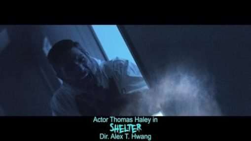 Thomas Haley in Shelter 2