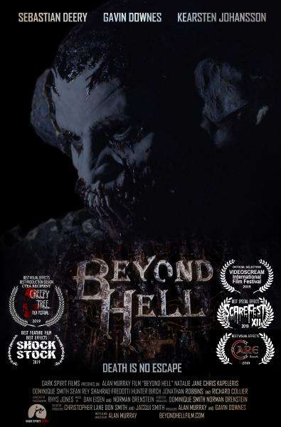 Beyond Hell poster