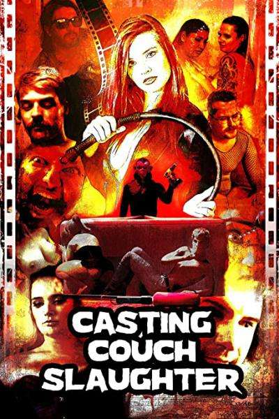 Casting Couch Slaughter Poster