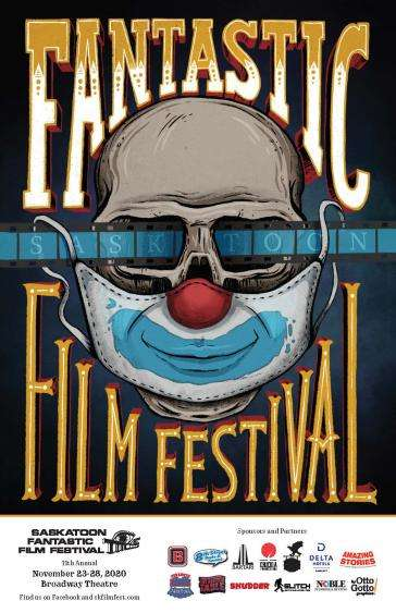 Fantastic Film Festival Poster