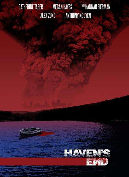 Haven's End Poster