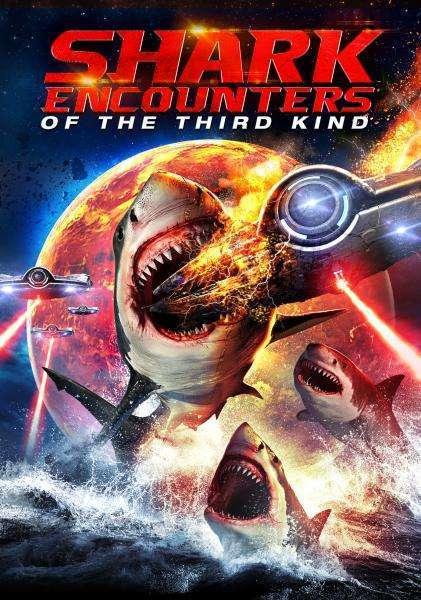 Shark Encounters KeyArt