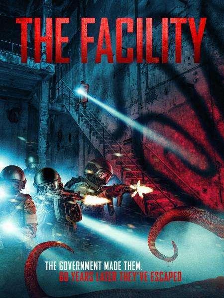 The Facility Keyart