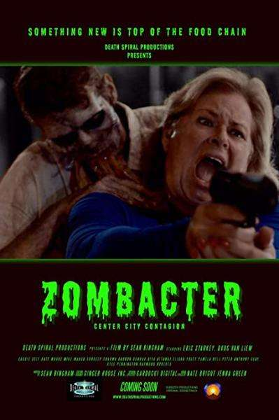Zombacter Poster