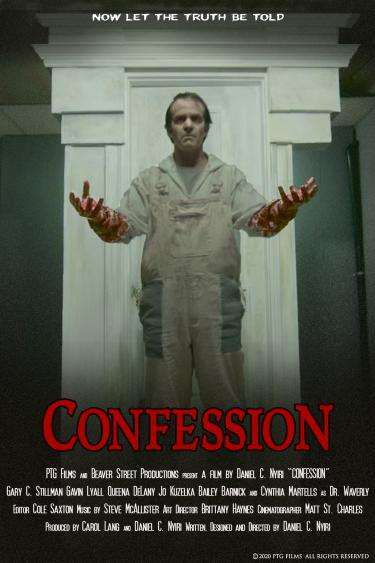 Confession Movie Poster