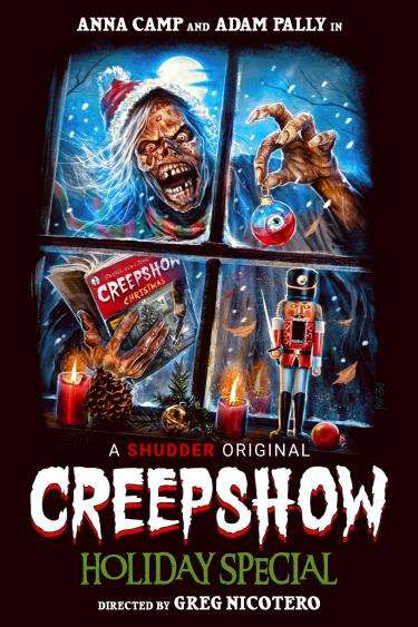 Creepshow Holiday Poster