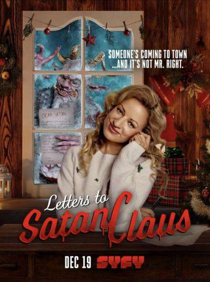 Letters to Satan Claus Poster 1