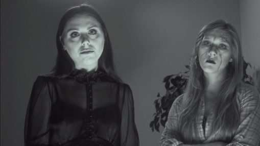 A Ghost Waits Muriel and Rosie