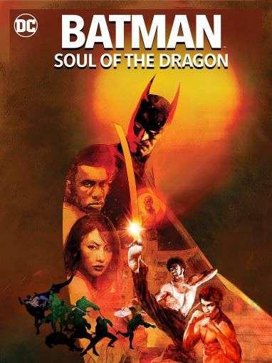Batman Soul of the Dragon Poster