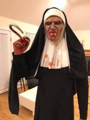 Bloody Nun 2 The Curse H