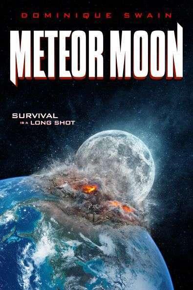 Meteor Moon Poster 1
