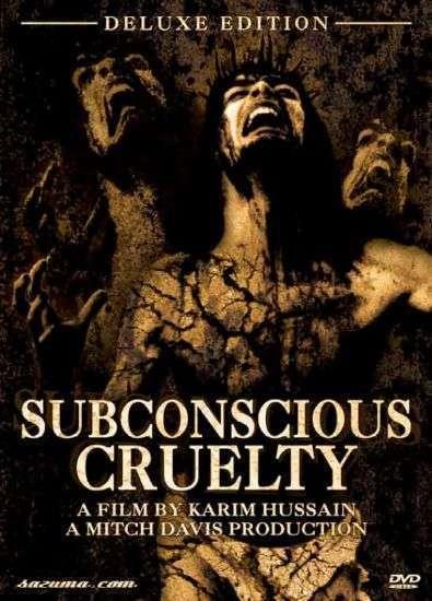 Subconscious Cruelty Poster