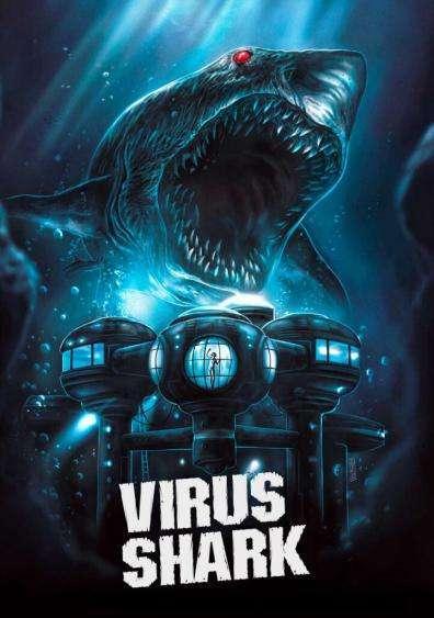 Virus Shark Poster