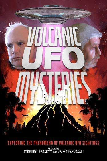Volcanic UFO Mysteries Artwork