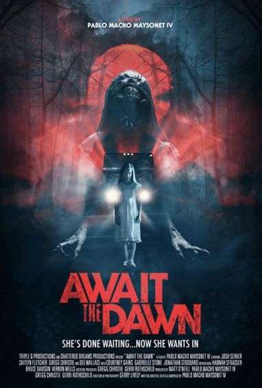 Await the Dawn Poster 2