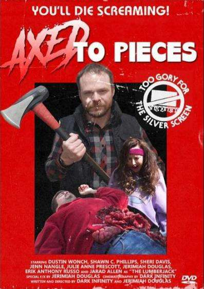 Axed to Pieces Poster