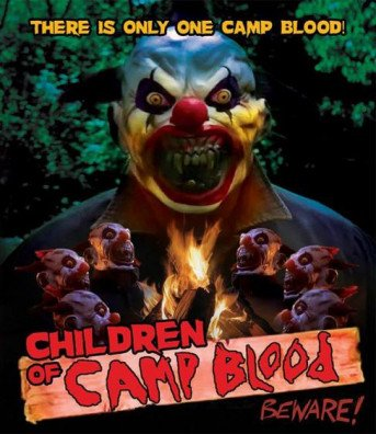 Children of Camp Blood Poster