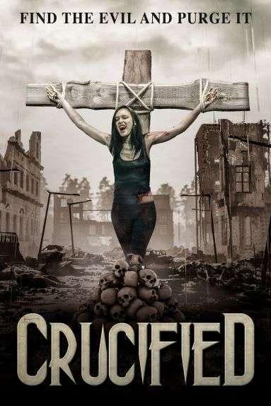 Crucified Key Art