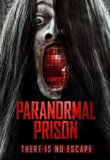 Paranormal Prison Keyart