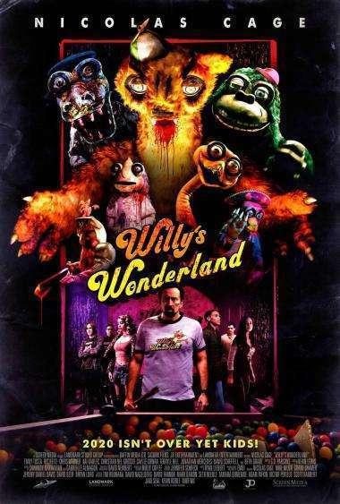 Willys Wonderland Poster