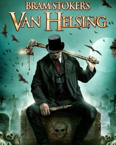 Bram Stoker's Van Helsing Poster 3