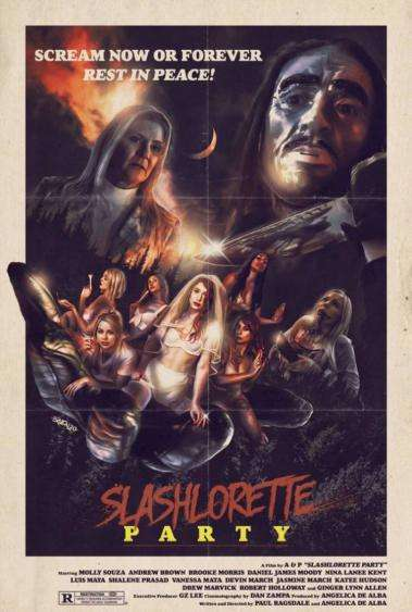 Slashlorette Party Poster 2