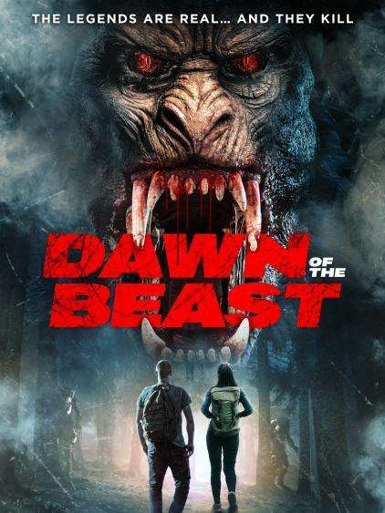 Dawn Of The Beast KeyArt