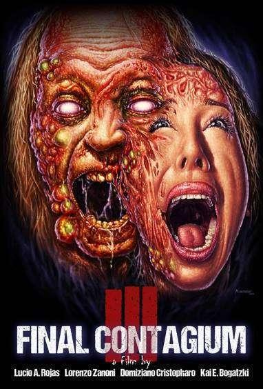 Ill Final Contagium Poster