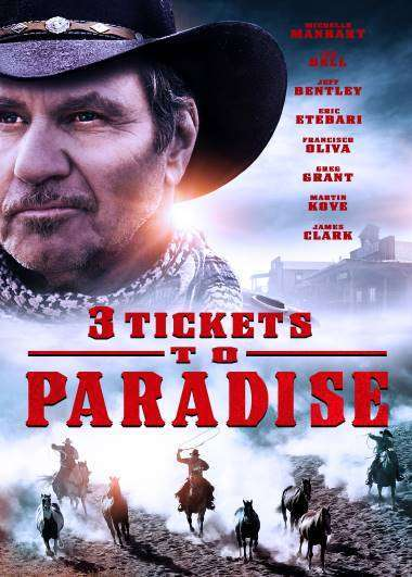 3 Tickets to Paradise poster
