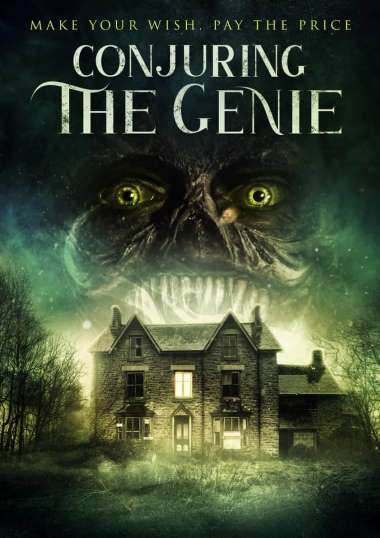 CONJURING THE GENIE Poster