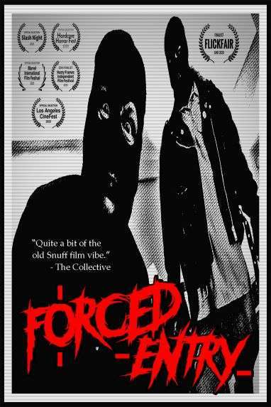 FORCED ENTRY Poster