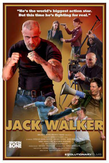Jack Walker Poster