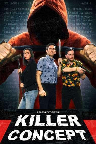 Killer Concept Poster