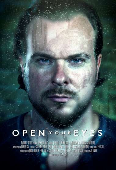 Open Your Eyes Final Poster