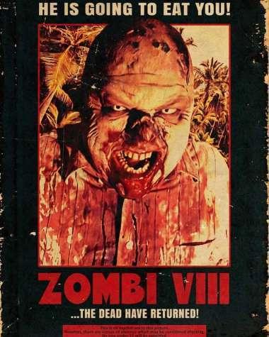 Zombi VIII Poster 2
