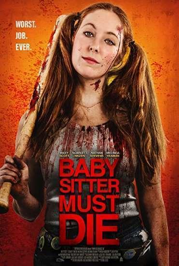 Babysitter Must Die Poster