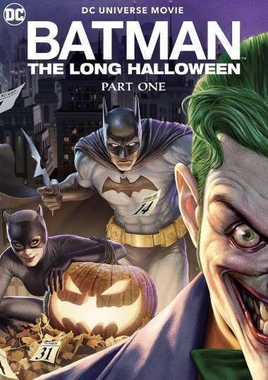 Batman The Long Halloween Part One Poster