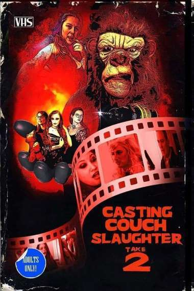 Caasting Couch Slaughter 2 Poster