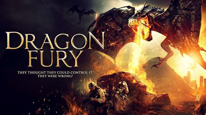Dragon Fury Artwork